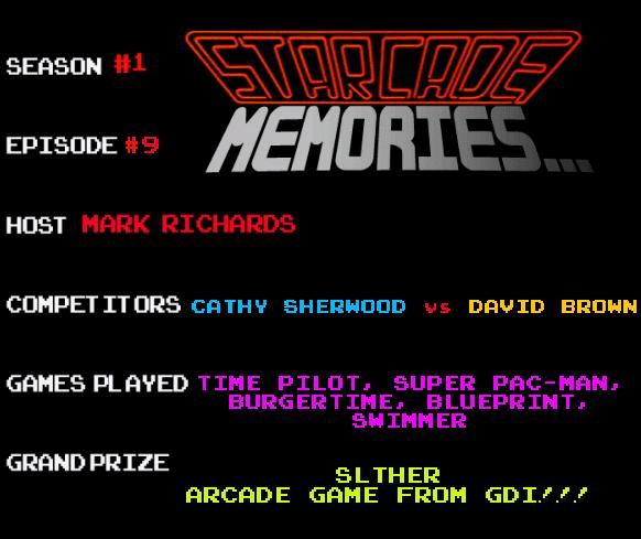 STARCADE MEMORIES 9