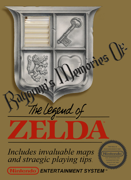 The-Legend-of-Zelda title ray