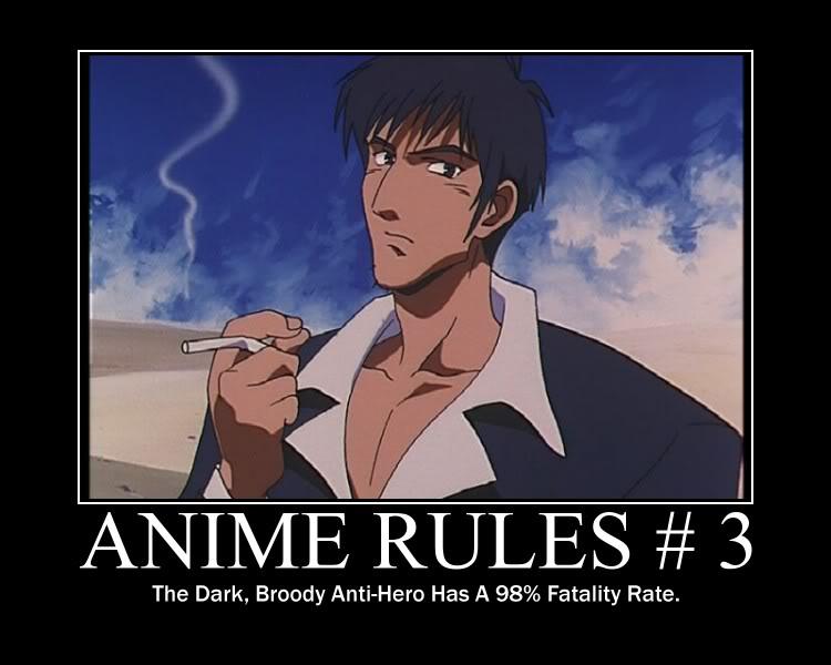 anime rule #3