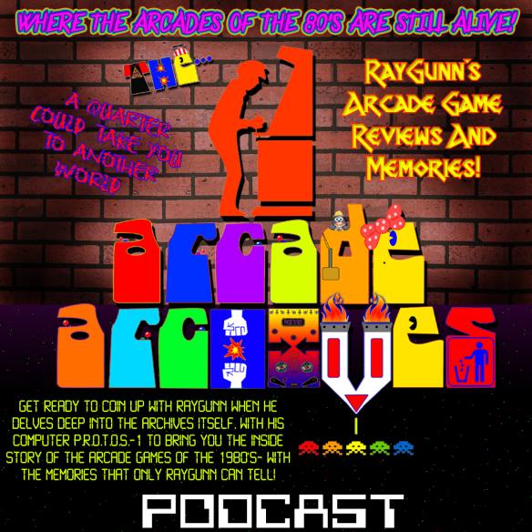 arcade podcast