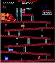 1981 Donkey Kong
