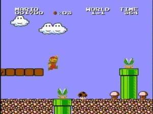 Lost Levels screen 1
