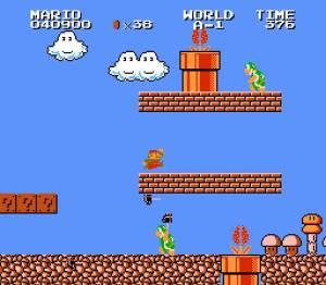 Lost Levels screen 3