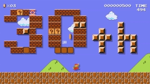 Mario 30th anniversary