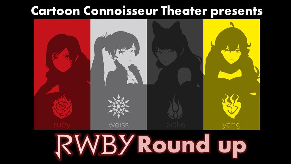 RWBY Round Up Logo