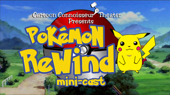 Pokemon Rewind title