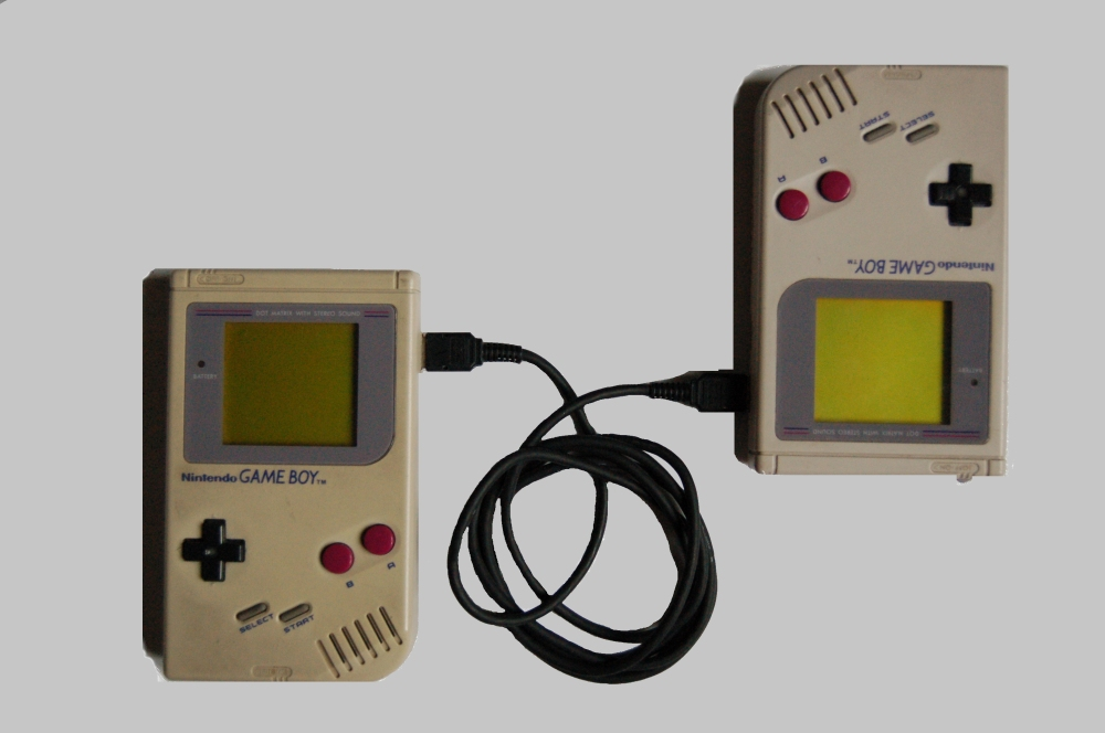 GameBoy Link Cable