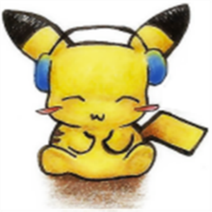 Pikachu Headphones