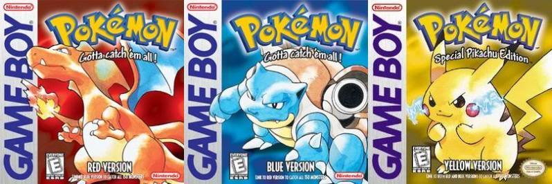 Pokemon RedBlueYellow