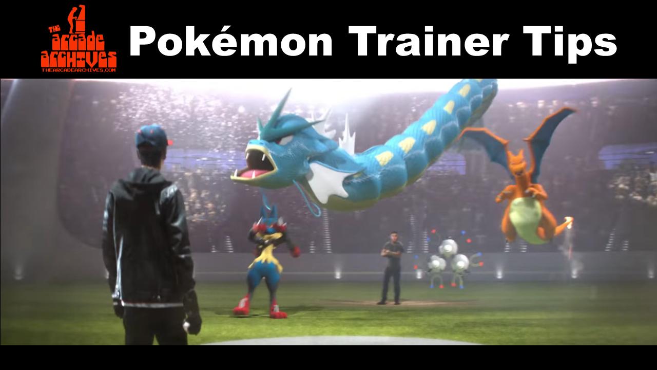 Pokemon Trainer Tips Logo