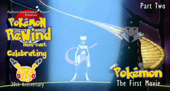 PKMN 20th Special Part Two Logo