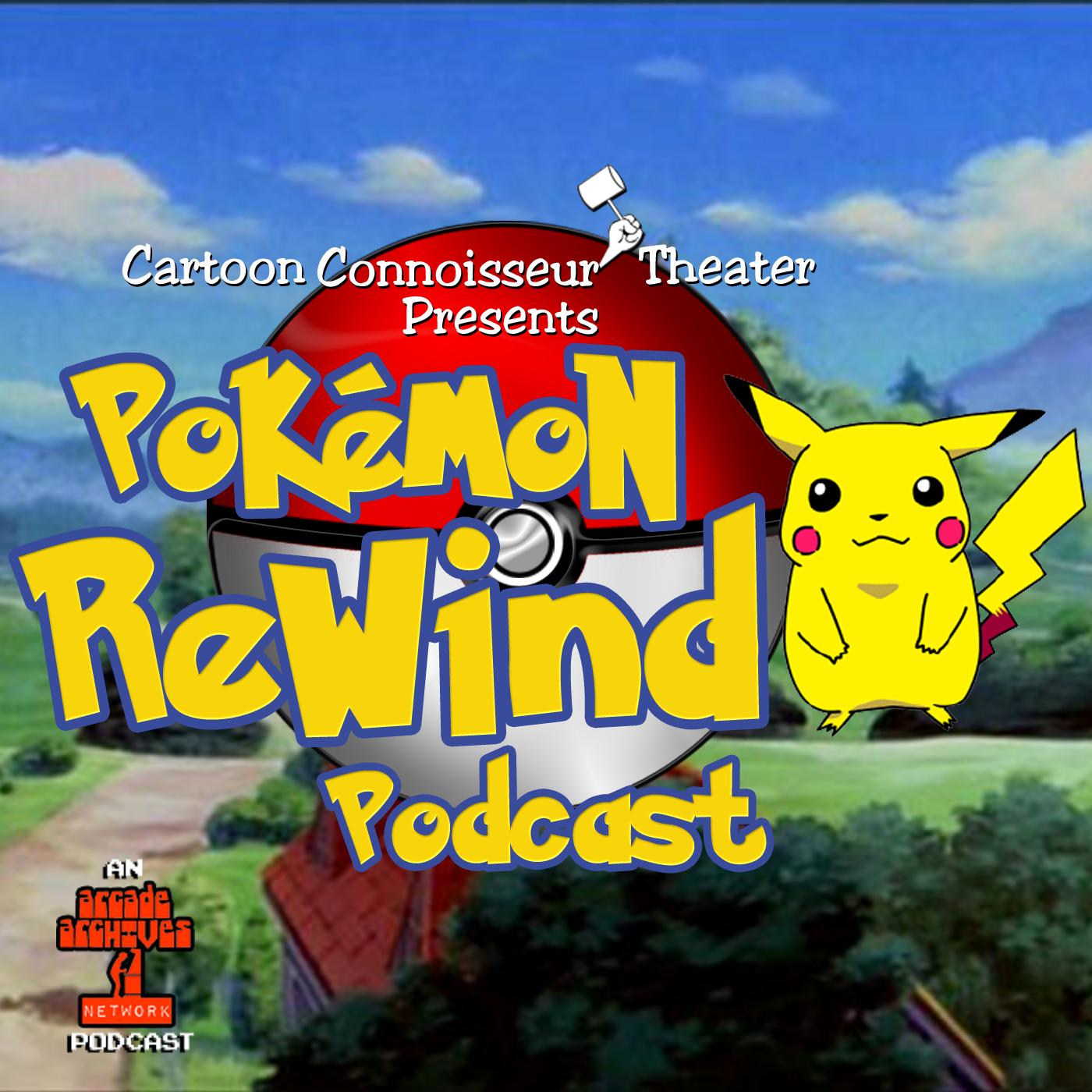 PokemonRewind Itunes Logo