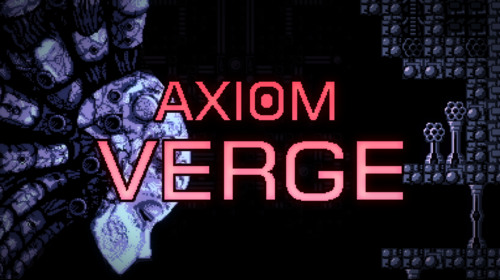 Axiom Verge Wallpaper