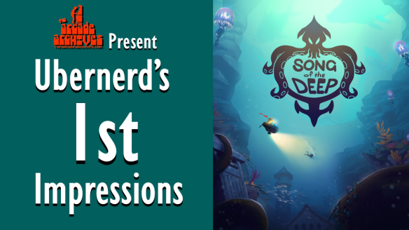 Song of the Deep 1st impressions logo