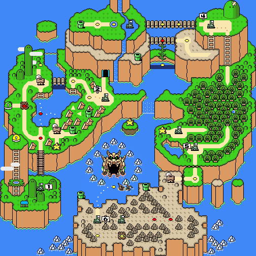 dinosaur_land_-_super_mario_world