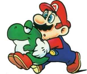 mario-with-baby-yoshi