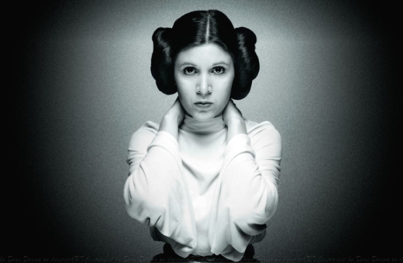 carrie_fisher_princess_leia_by_dave_daring-d5laxr7