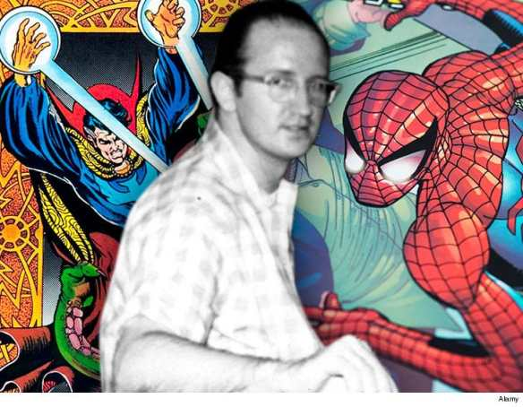 0706-steve-ditko-spiderman-doctor-strange-fb-alamy-5