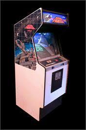Sega/Gremlin cabinet