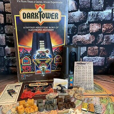 Dark-Tower-Electronic-Board-Game-Milton-Bradley-1981