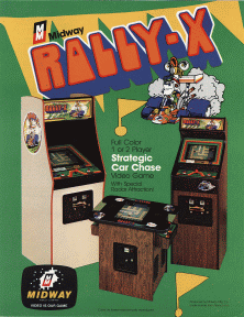 This was the game Bally/Midway banked on as their big hit of 1980!