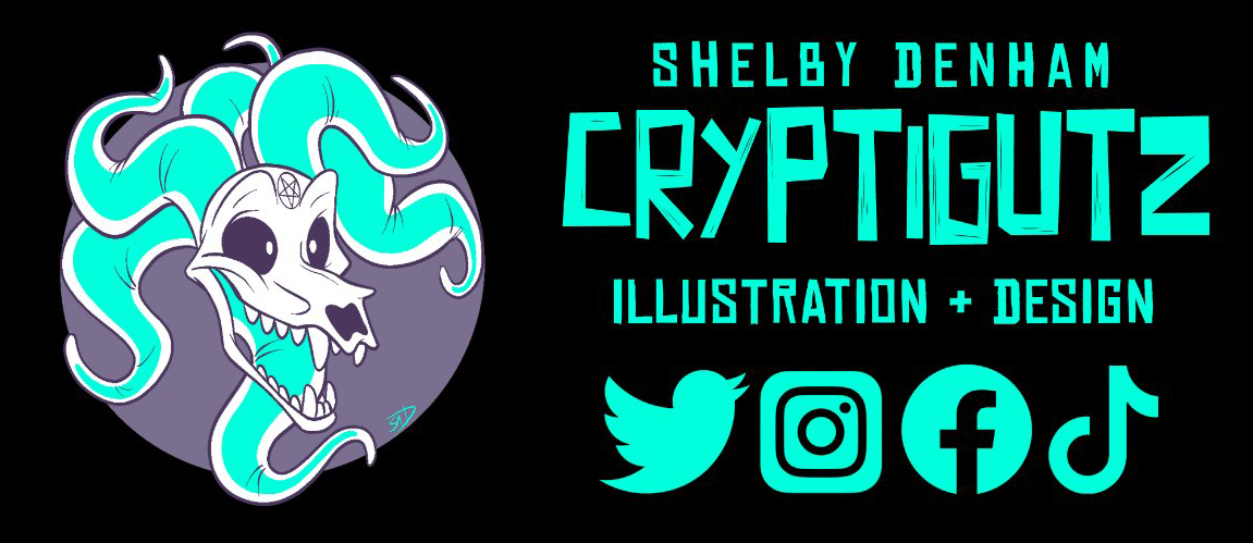 Cryptigutz Art